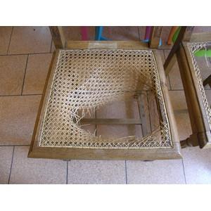 Alternative au cannage - Chaise avant