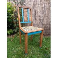 chaise canne ruban portfolio