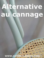 Alternative au cannage proposé par Caielle et Cadiera
