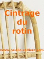 cintrage rotin