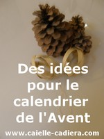 Des idées pour le calendrier de l`Avent