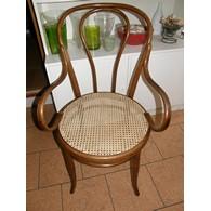 fauteuil canné portfolio