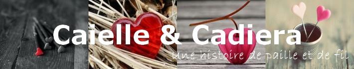 bannière Newsletter de Caielle et Cadiera