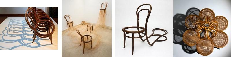 De l`art et des chaises - Chaises Thonet 3