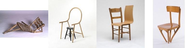 De l`art et des chaises - Expressives 1