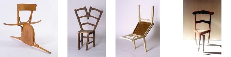 De l`art et des chaises - Expressives 2