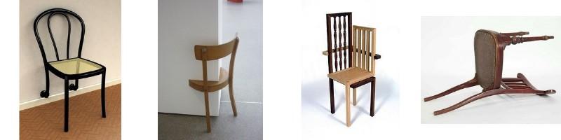 De l`art et des chaises - Expressives 3