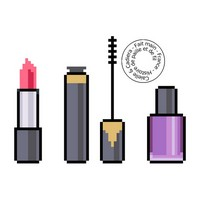 Grille gratuite - Maquillage