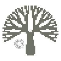 Grille gratuite point de croix - Arbre éventail