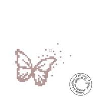 Grille gratuite - Papillon