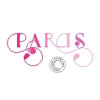 Grille gratuite - Paris en arabesques roses
