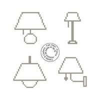 Grille gratuite - Lampes de chevet