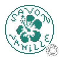 Grille gratuite - Savon vanille