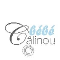 Grille gratuite - Bébé Calinou